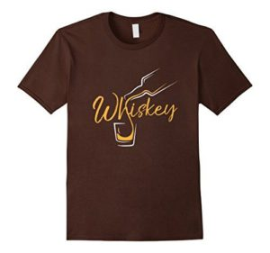 Whiskey- Amazon Merch