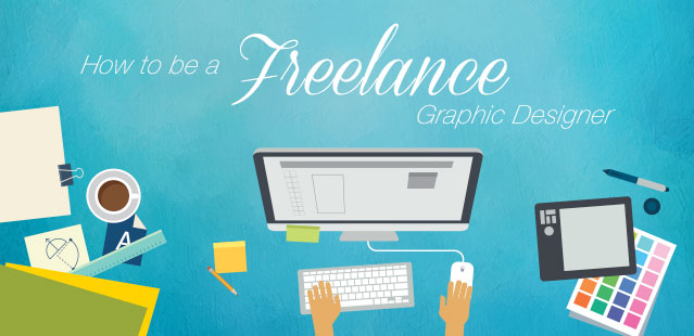 How to get started as a freelance graphic designer creativescale - Freelance web design jobs from home ...