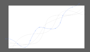 Spectrum Ribbon - Draw Lines