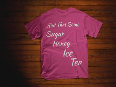 Ain't that some Sugar Honey Iced Tea