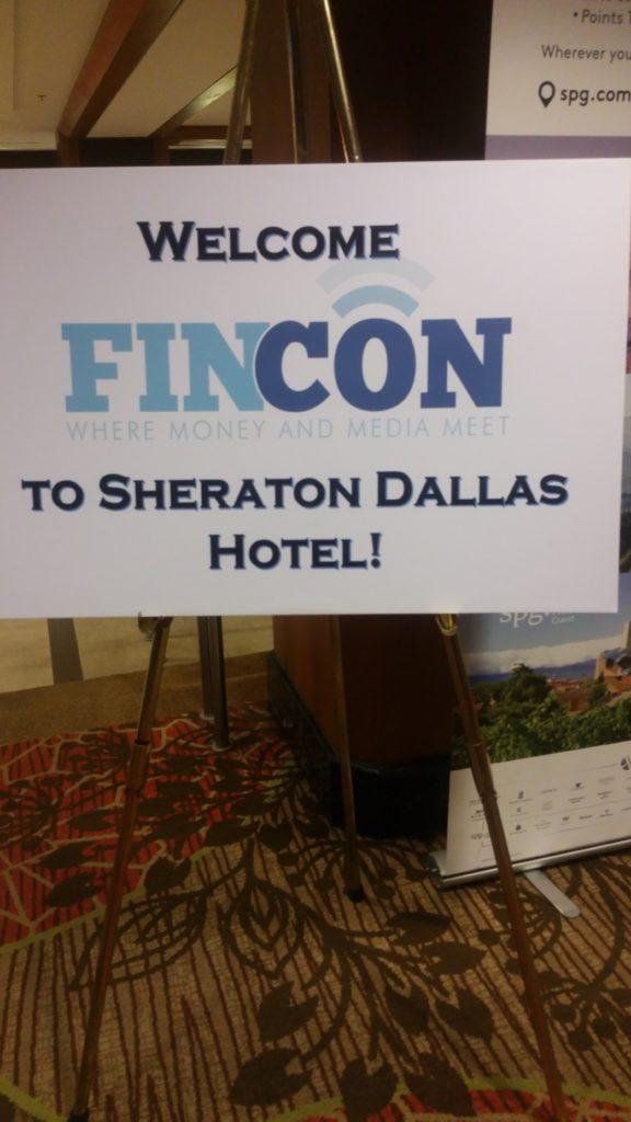 Fincon 2017 - Dallas